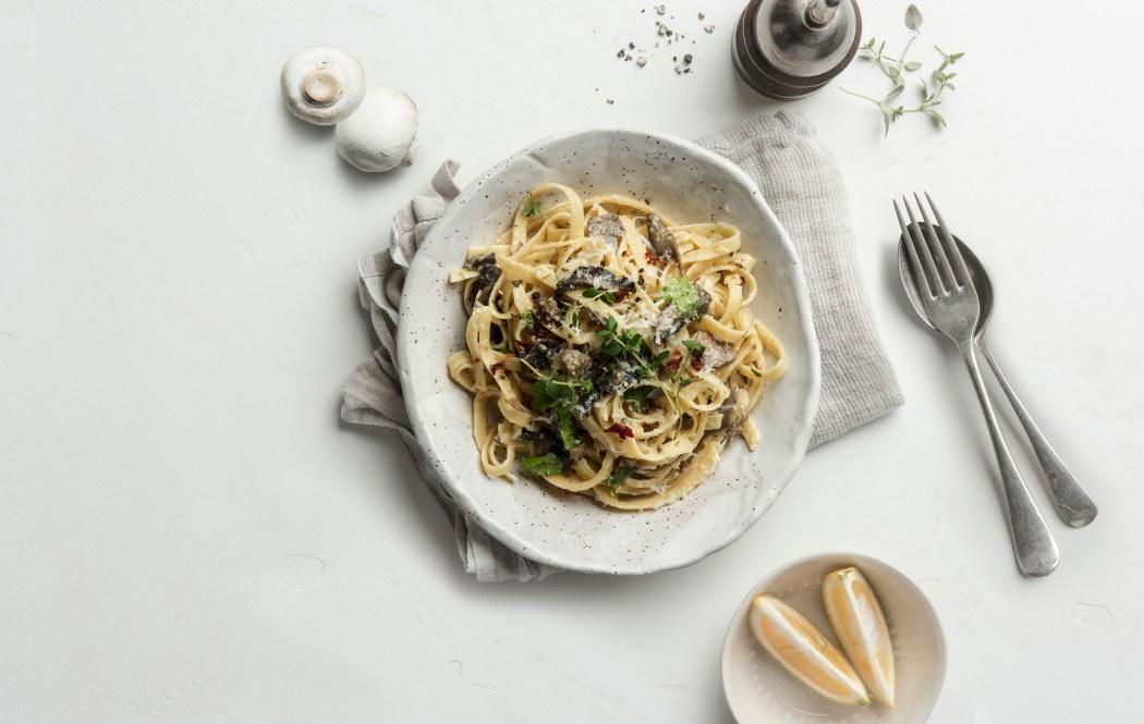 Meadows Mushroom_Fettucine