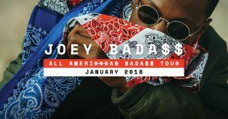 Joey Bada$$ - Frontier Facebook Ad (1200 x 630) 01