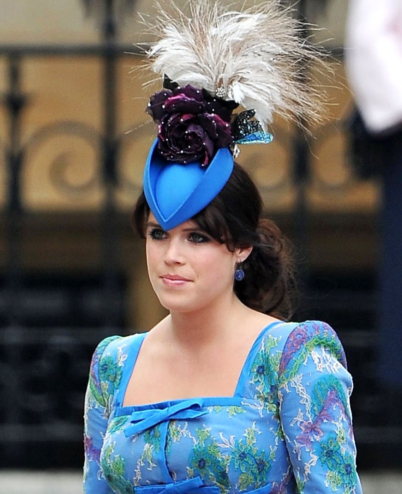 5 Princess Eugenie (Image is for reference only - do not use)