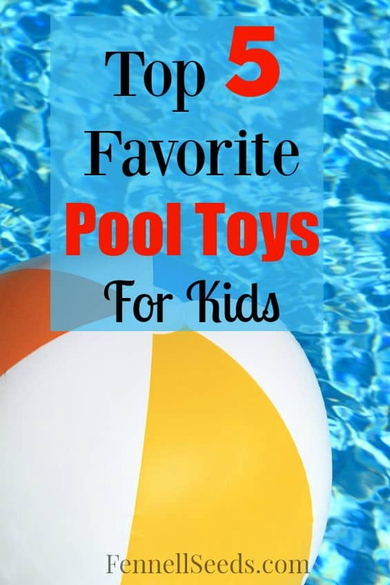 Best Pool Toys For Kids : Top favorite pool toys for kids