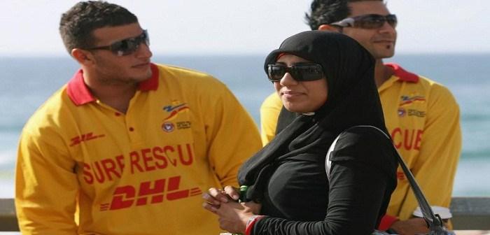 Ahora la prohibición del burkini es ilegal en Francia, de acuerdo al Consejo de Estado