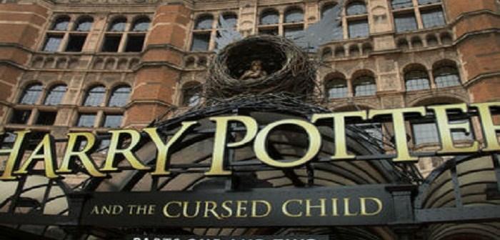 La obra teatral de Harry Potter arrasa en las listas de más vendidos