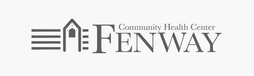 Fenway Health Logo Grey - Old Logo 3