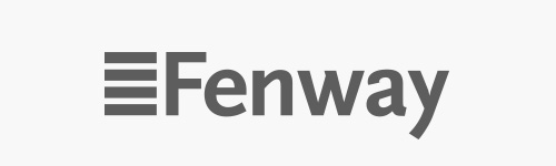 Fenway Health Logo Grey - Old Logo 4