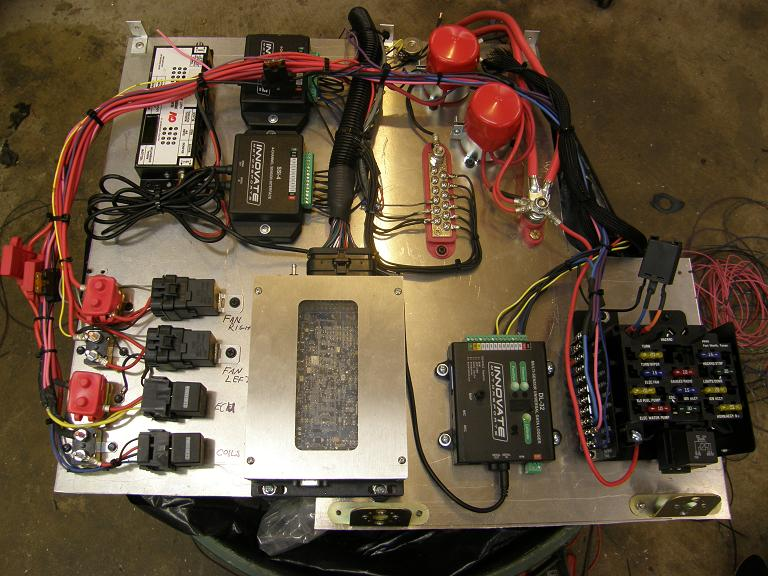 Drag Race Wiring Panels Electronic Schematics collections