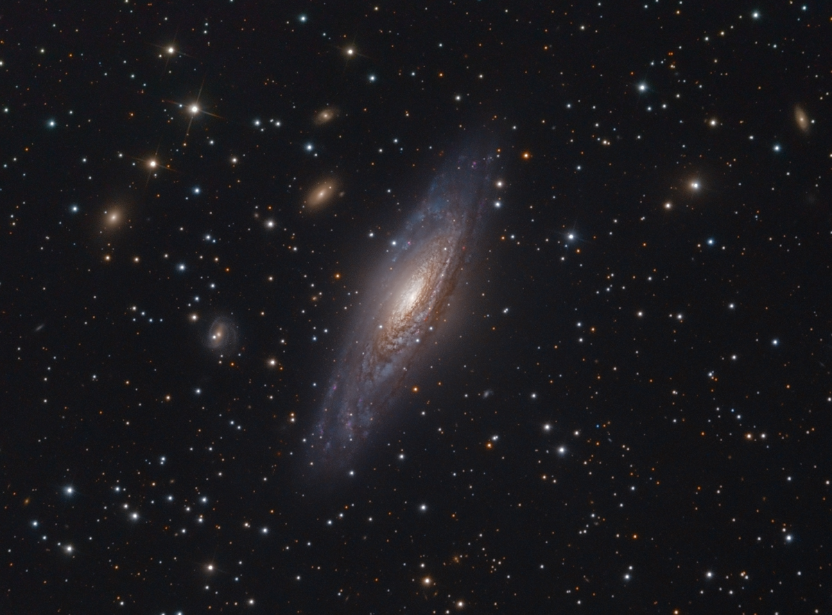 Adobe Pictures Ngc 7331