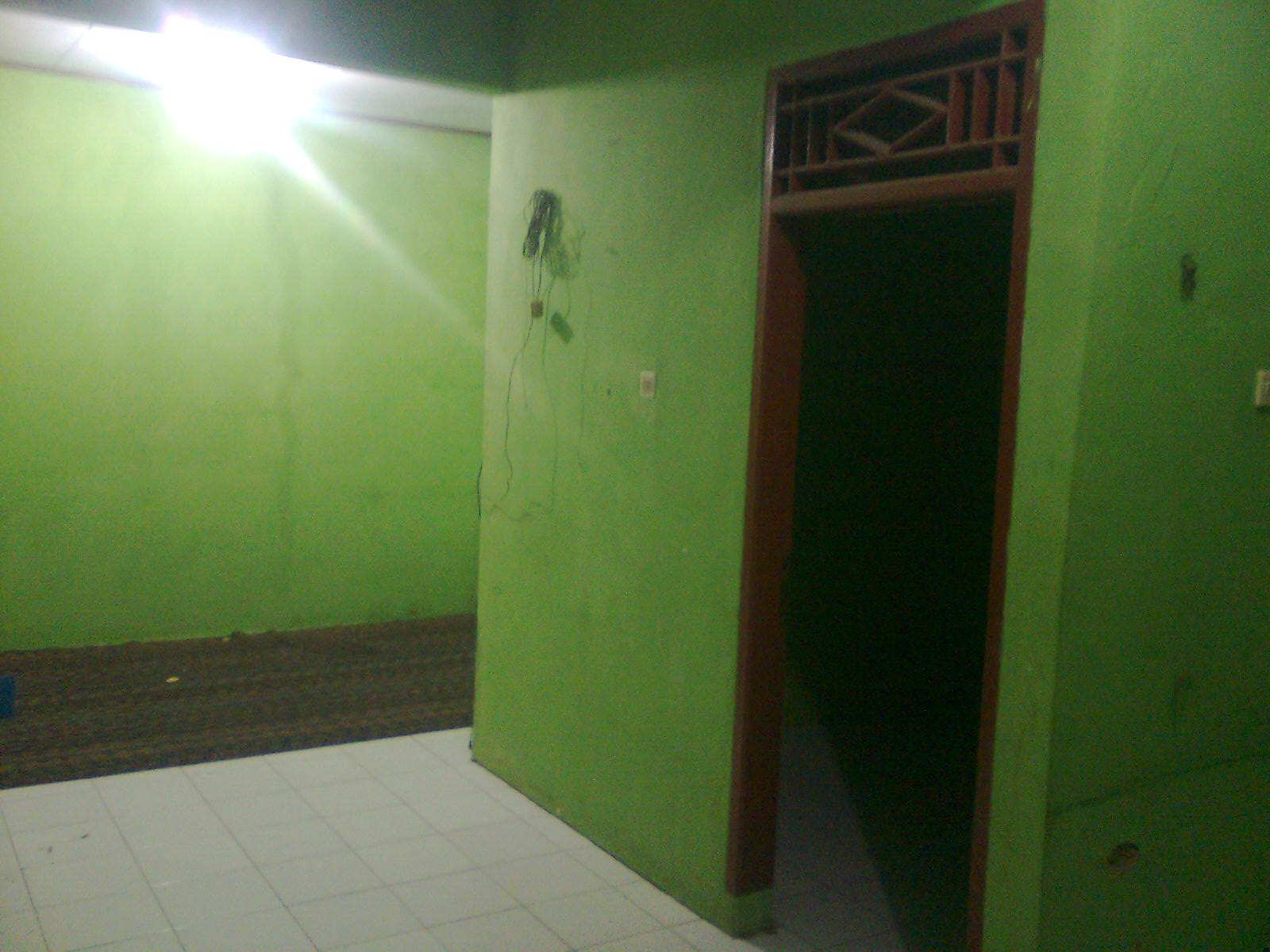 Interior Hijau Kombinasi Cat Genuine Home Design