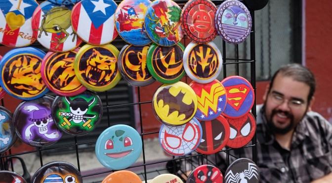 Buttons Feria