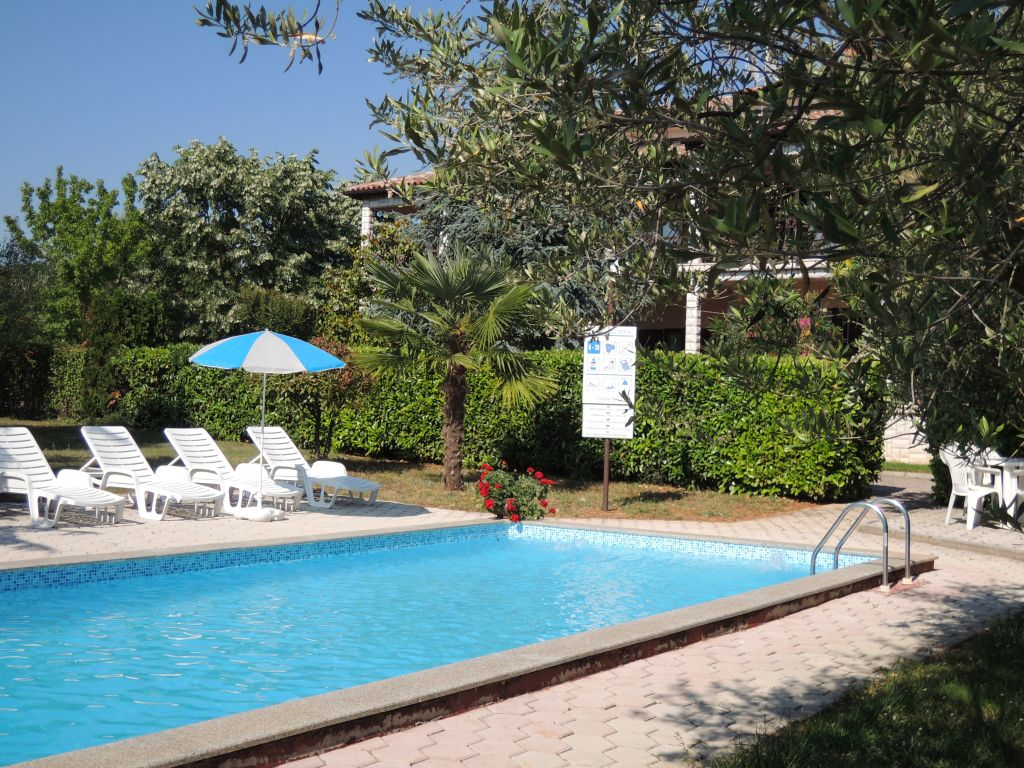 Ferienhaus Mit Pool In Kroatien Porec Holiday Home Holiday In Porec Porec Air Conditioning