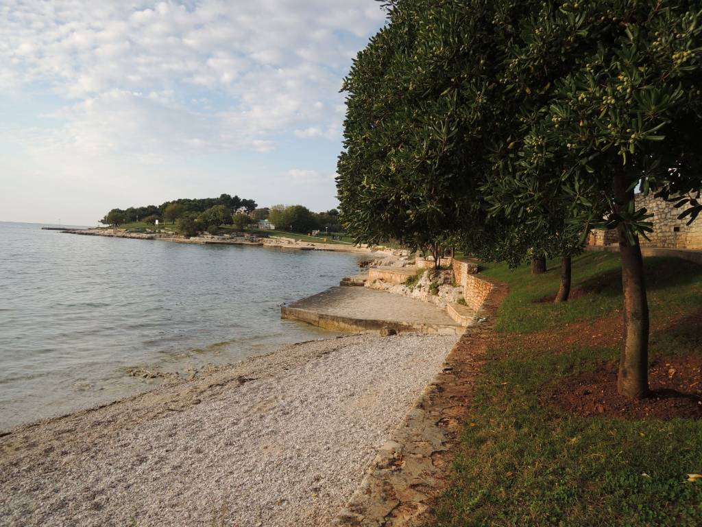 Istrien Ferienhaus Mit Pool Am Strand Holiday Home Porec Porec Air Conditioning