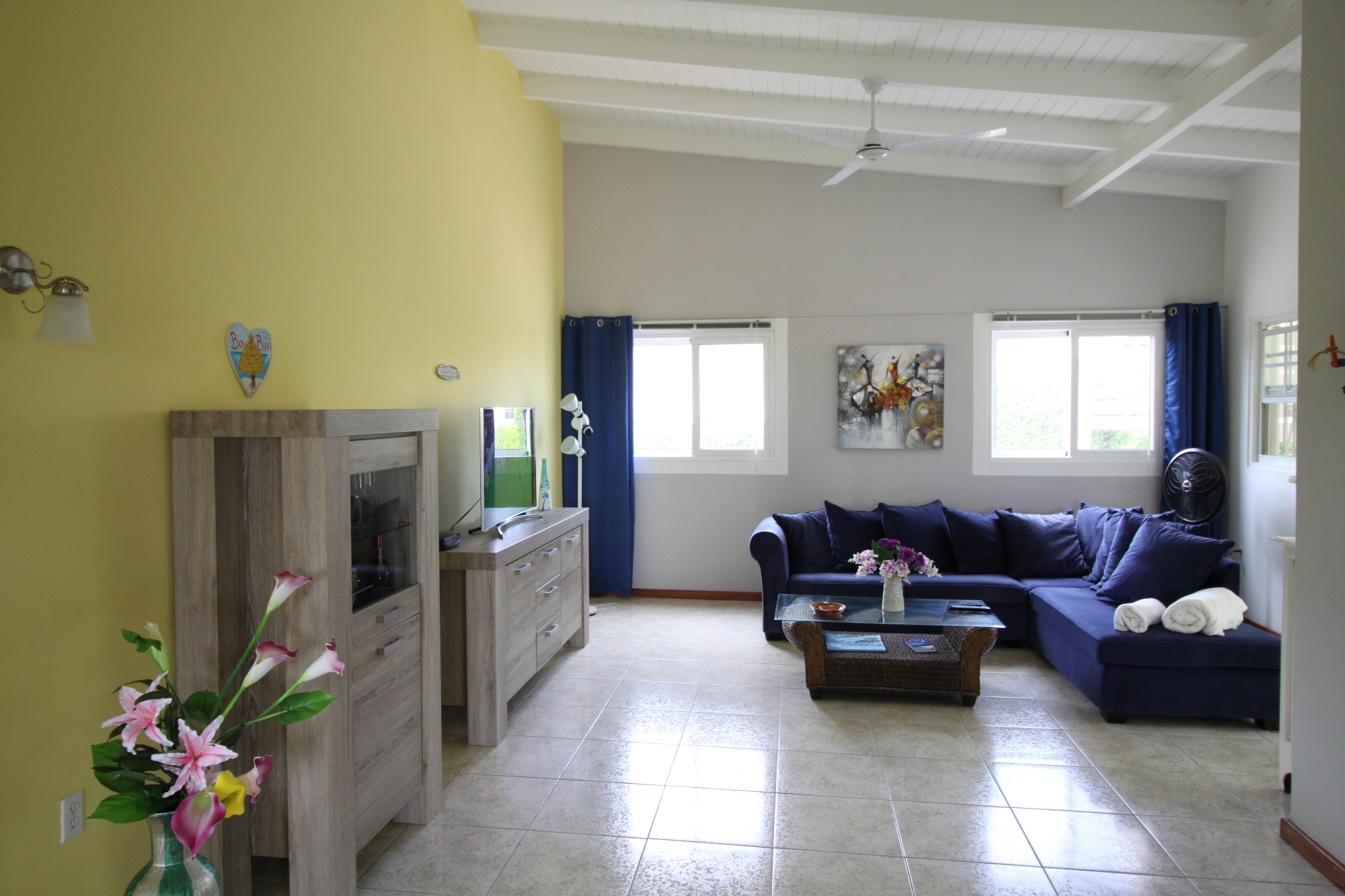 Garten Lounge Cube Family Holiday Villas And Apartents On Curaçao