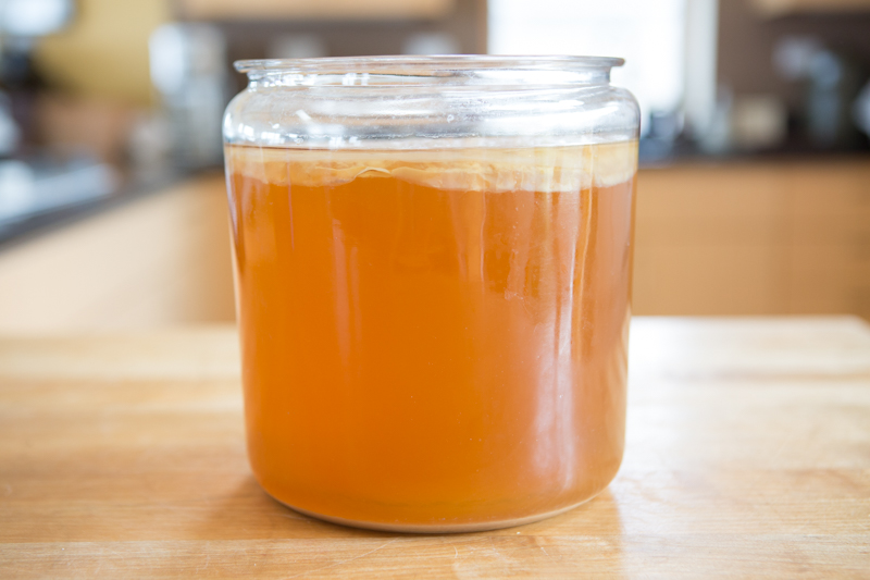 Make your own SCOBY-7