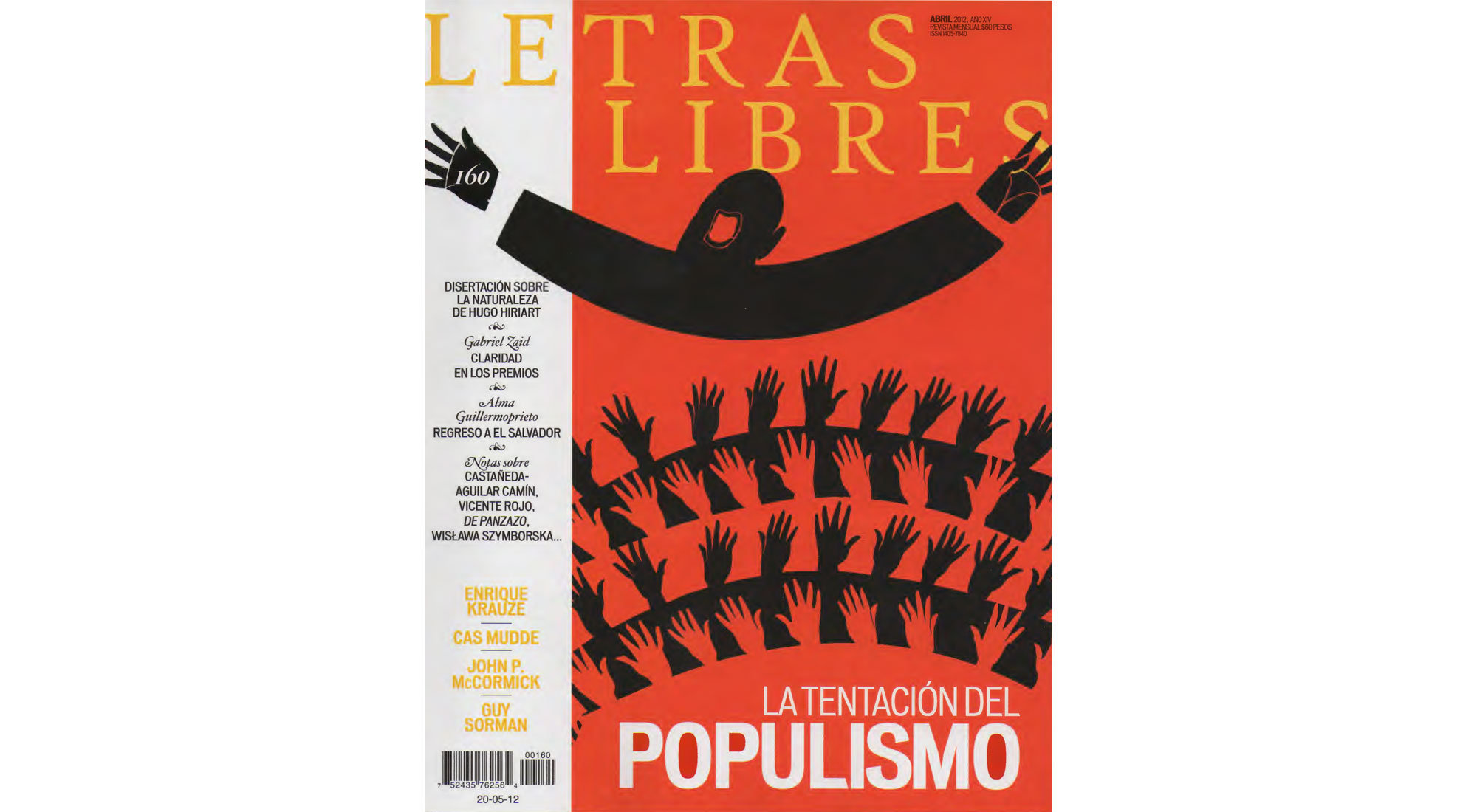 Letras Libres Revista Our Canon 100100 Architects Of The 21st Century