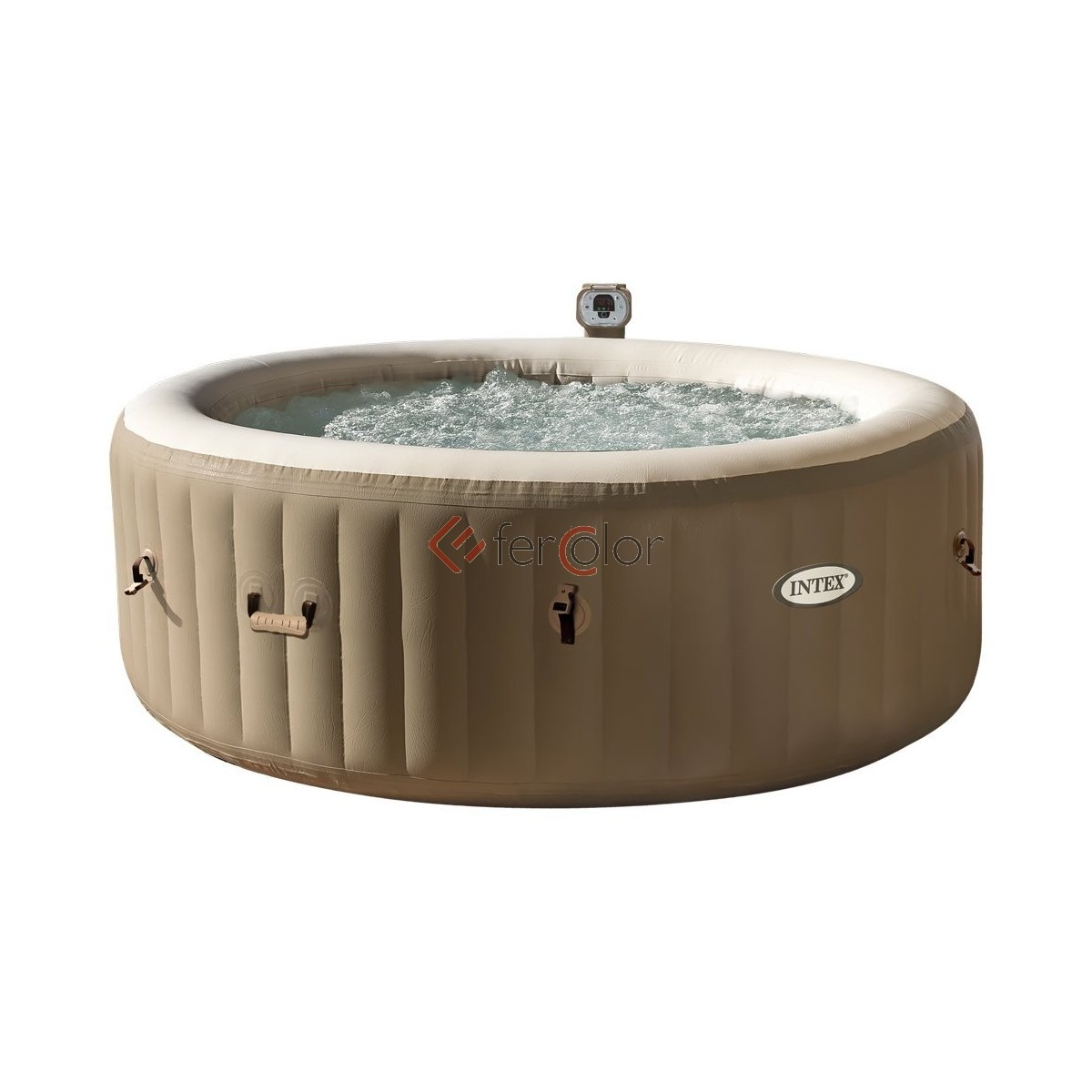 Intex Piscina Gonfiabile Piscina Gonfiabile Idromassaggio Spa Intex Quotpurespa Quot Cm