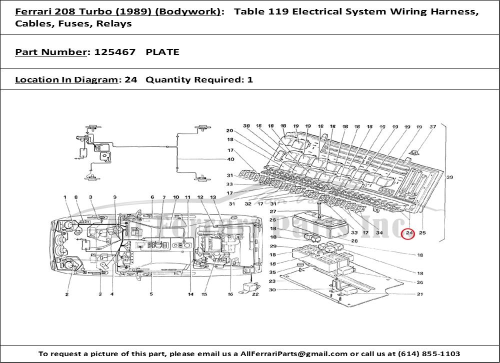 Ferrari 512 Tr For Wiring Diagram Wiring Diagram