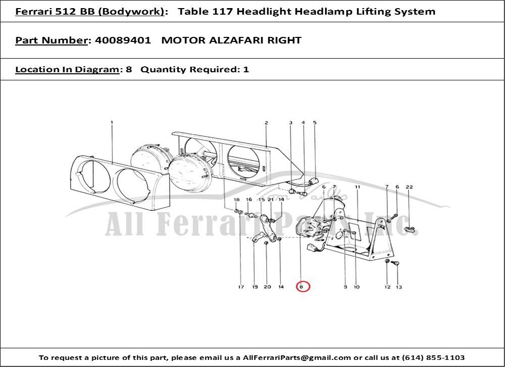 Ferrari 512 Tr Wiring Diagram Index listing of wiring diagrams