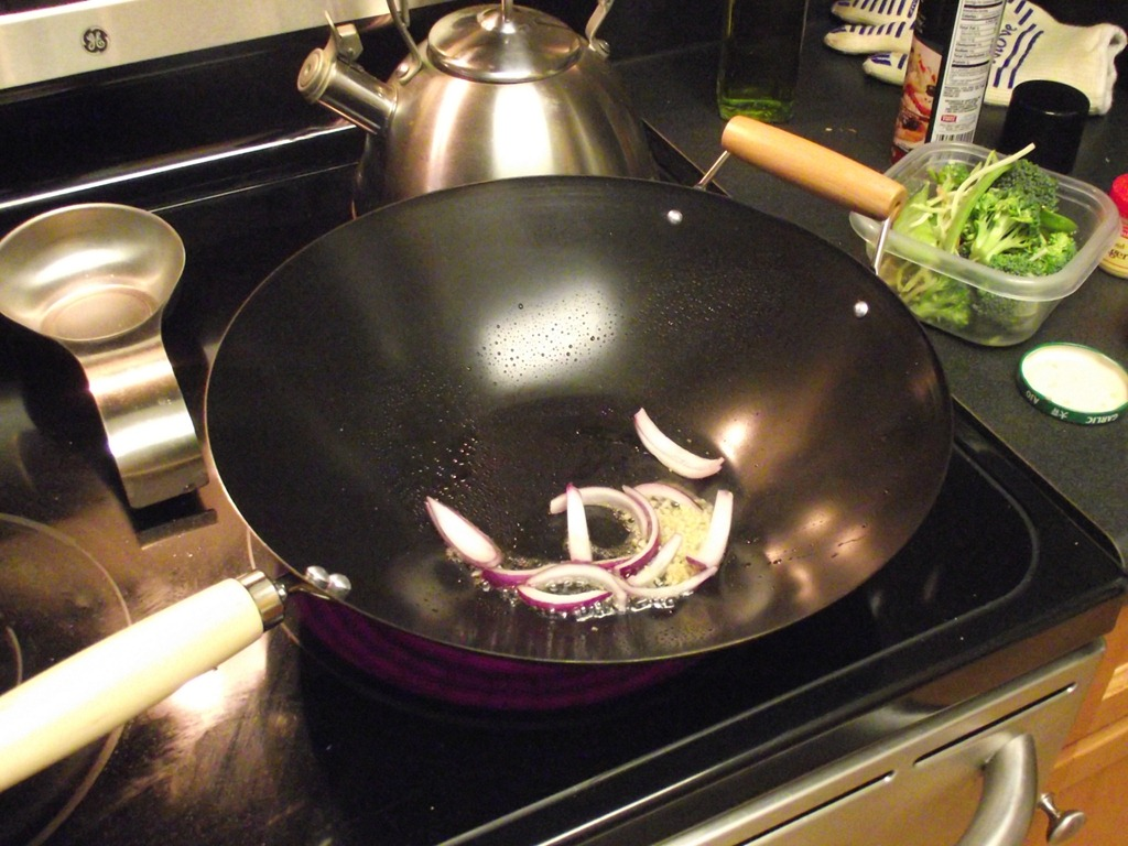 How To Season A Wok Lazy Girls Guide To Stir Fry Fervent Foodie