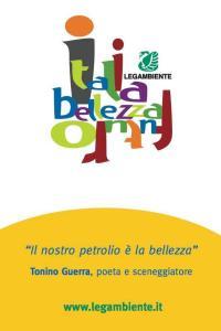 Italia Bellezza Futuro_campagna nazionale di Legambiente