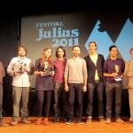 Tots els guanyadors Julius 2011