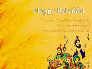 When is Baisakhi. 600 x 450.Festivals Of India Essay In English