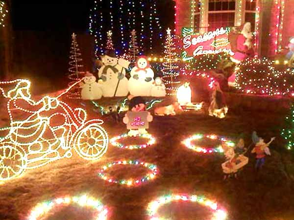 Christmas Light Decoration - Outdoor Christmas Lights - Christmas - outdoor christmas lights decorations