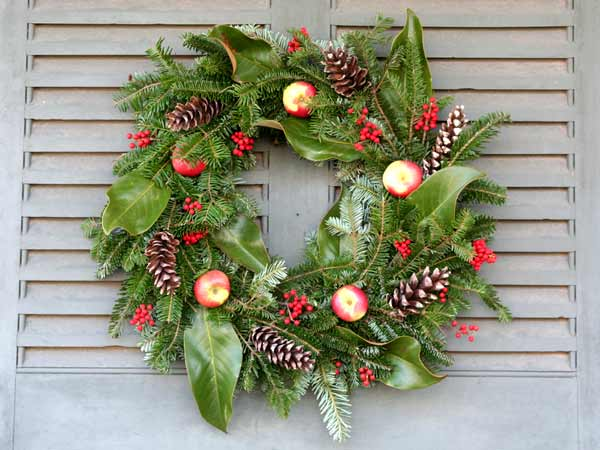 Christmas Wreath Decoration - Christmas Wreath Decoration Ideas - christmas wreath decorations