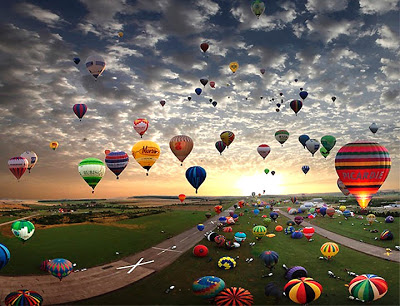air balloon festival4fun image