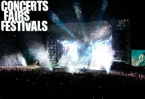 Alaska State Fair concert line up