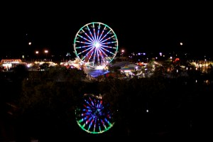carnival at north georgia state fair