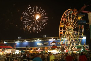 Oklahoma festival and state carnival