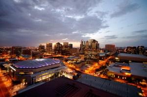 Phoenix AZ festival events and sports stadium venue