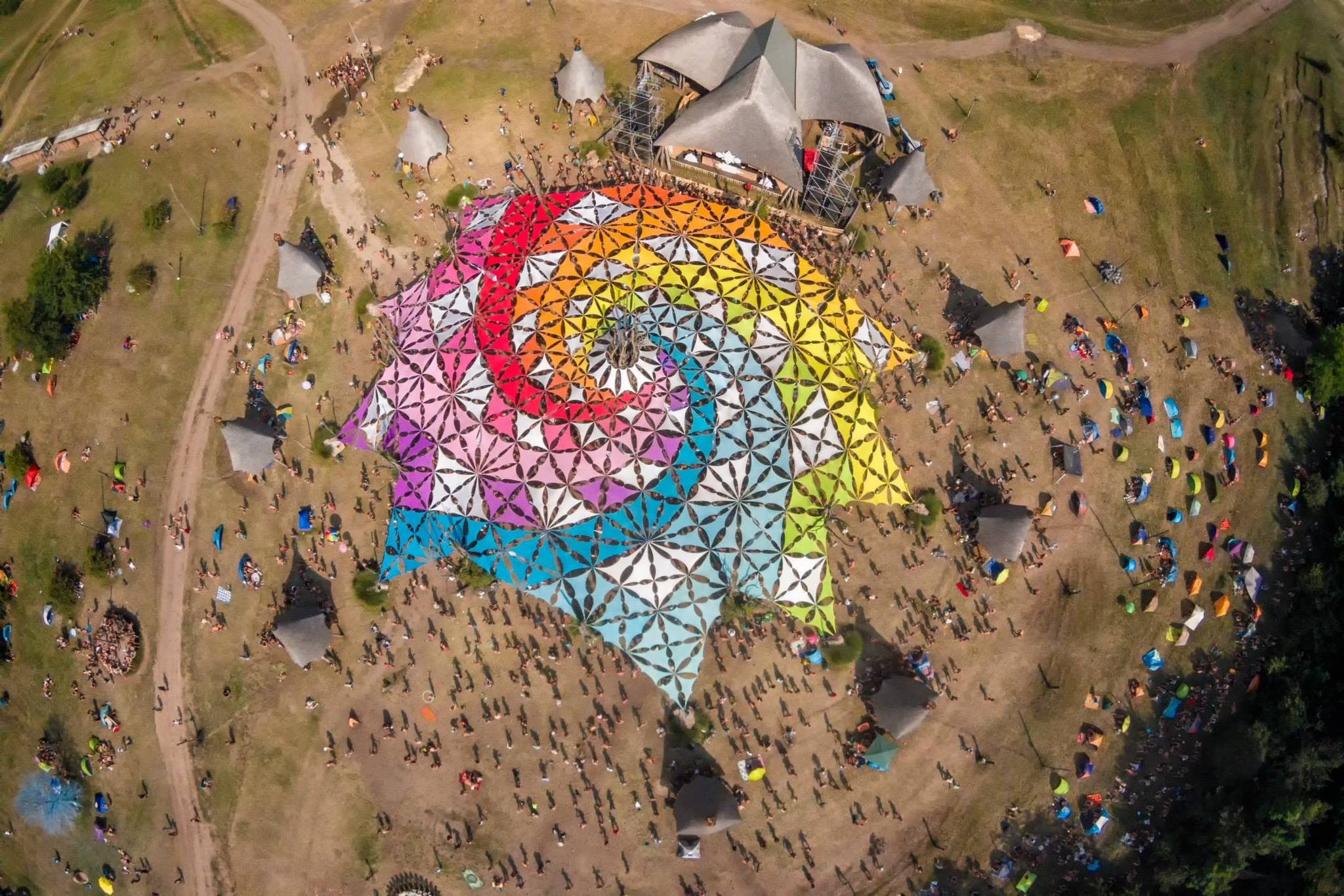 Ozora Festival This Magical Picture Diary Of Ozora Festival Will Entrance