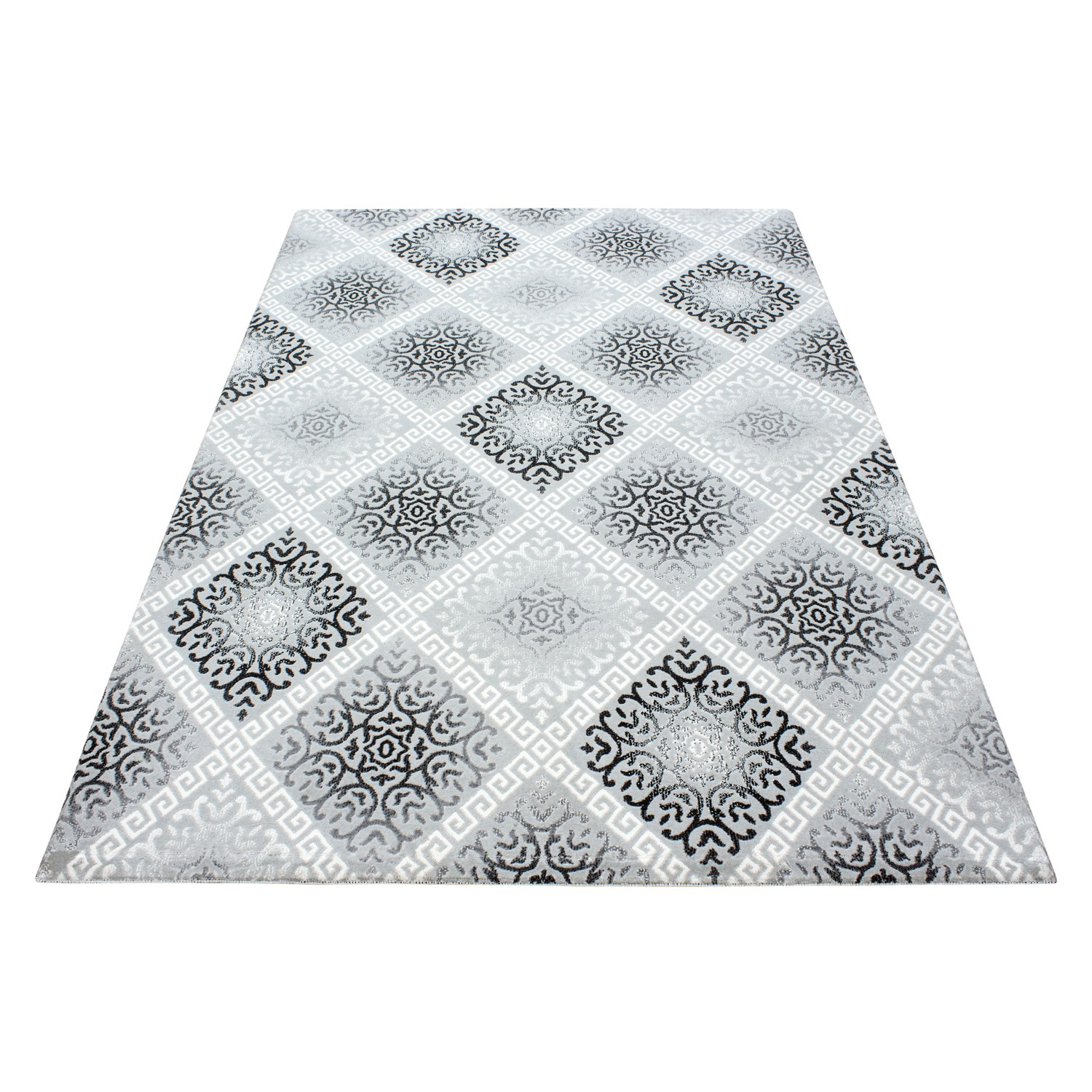 Grand Tapis Gris Pas Cher Grand Tapis De Salon Maison Design Wiblia