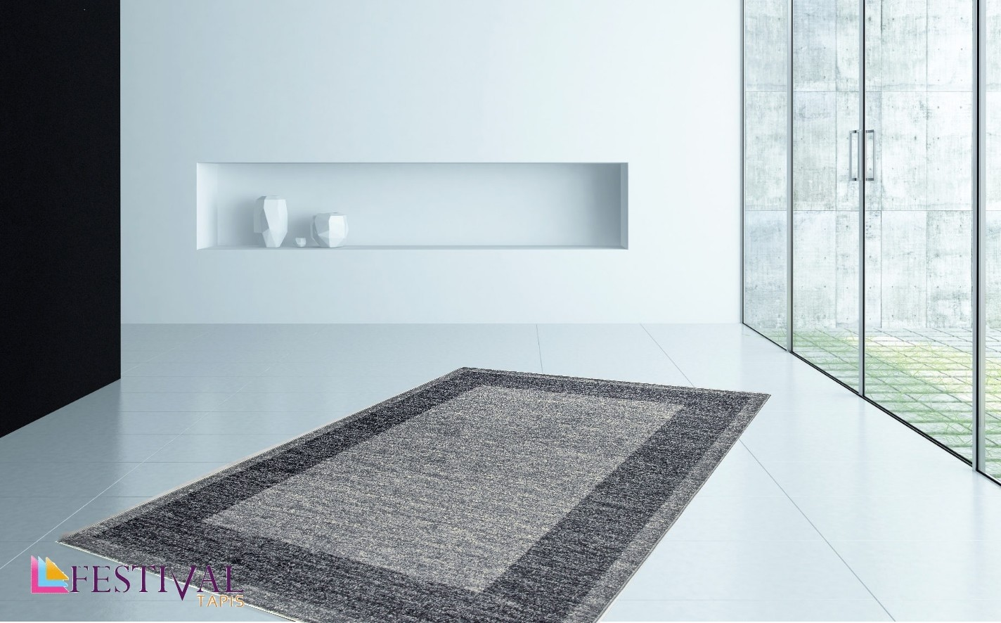Tapis Contemporain Salon Tapis Salon Contemporain Tapis Pas Cher Design Et