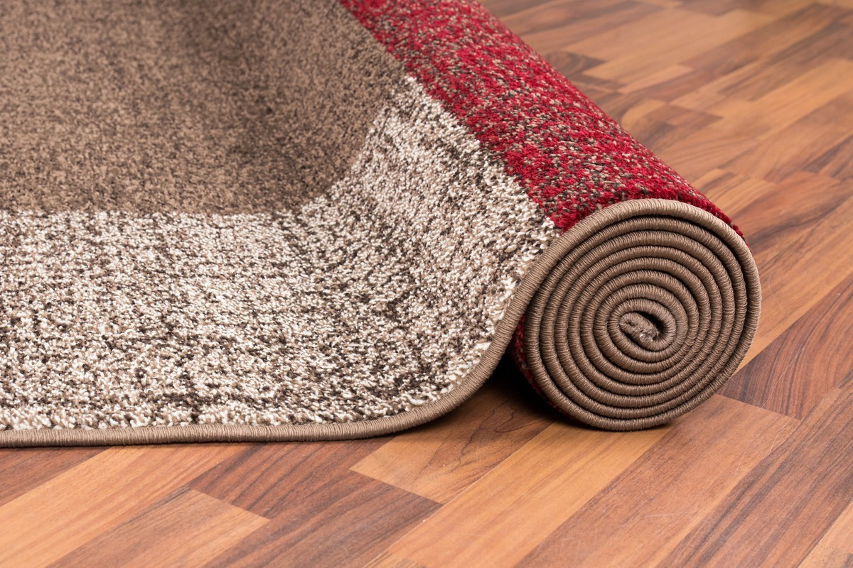 Tapis Marron Beige | Tapis De Bain Aquanova Kane Marron Clair Chiné ...