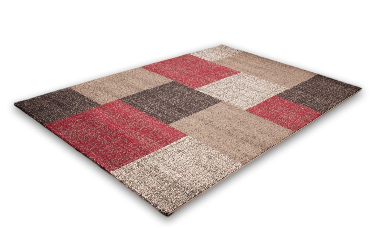 Tapis Rouge Salon Decoration Salon Ecran Plat Tapis Rouge Maison Design