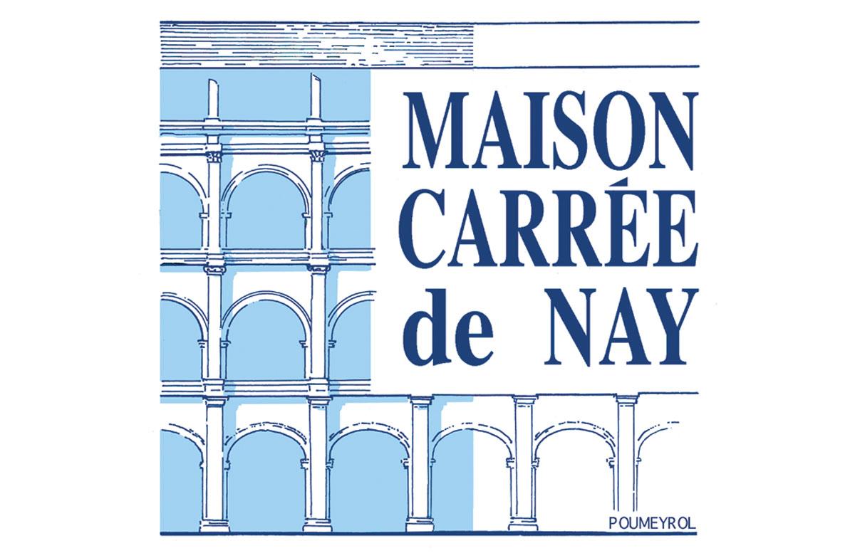 logoMaison Carrée