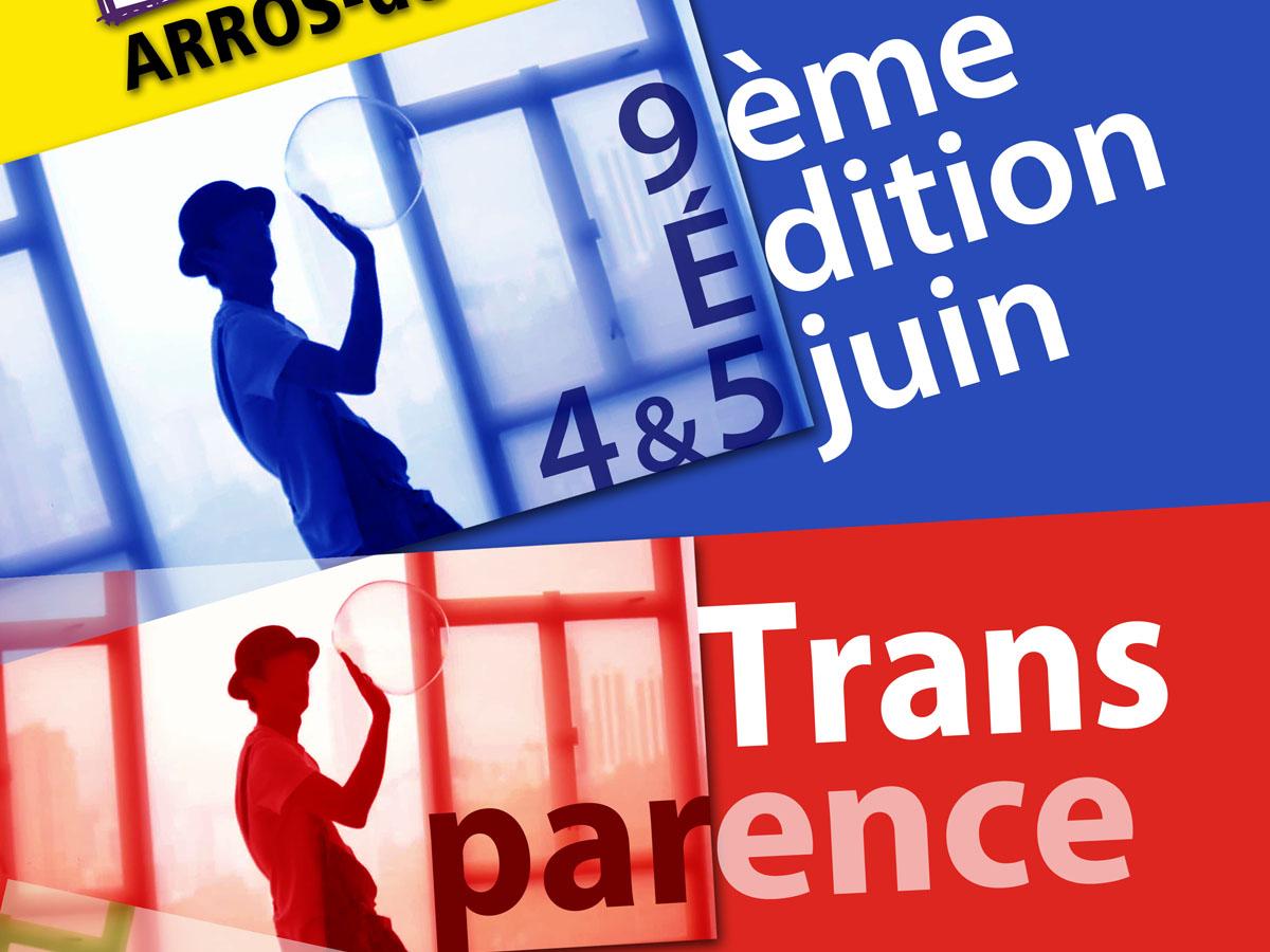 Transparence : le thème de Festiv'Arts 2017 - 9ème édition