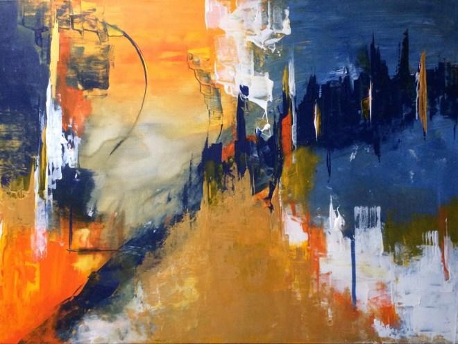 Charpentier-Sans Titre 11-Acrylique sur toile-50x70cm-web