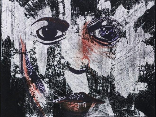 Söen-Bigbrothe-Acrylique et Techniques Mixtes-60x46cm-2015