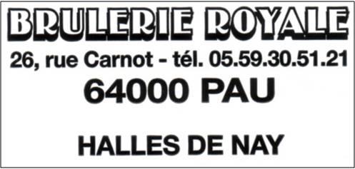 La Brûlerie Royale