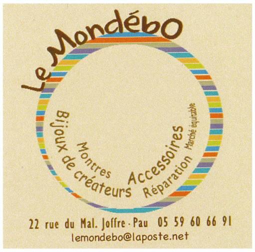 Le Mondébo