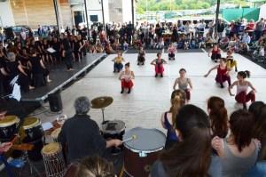 spectacle de danse de l'ACN lundi-Crédit photos Chemins des Arts