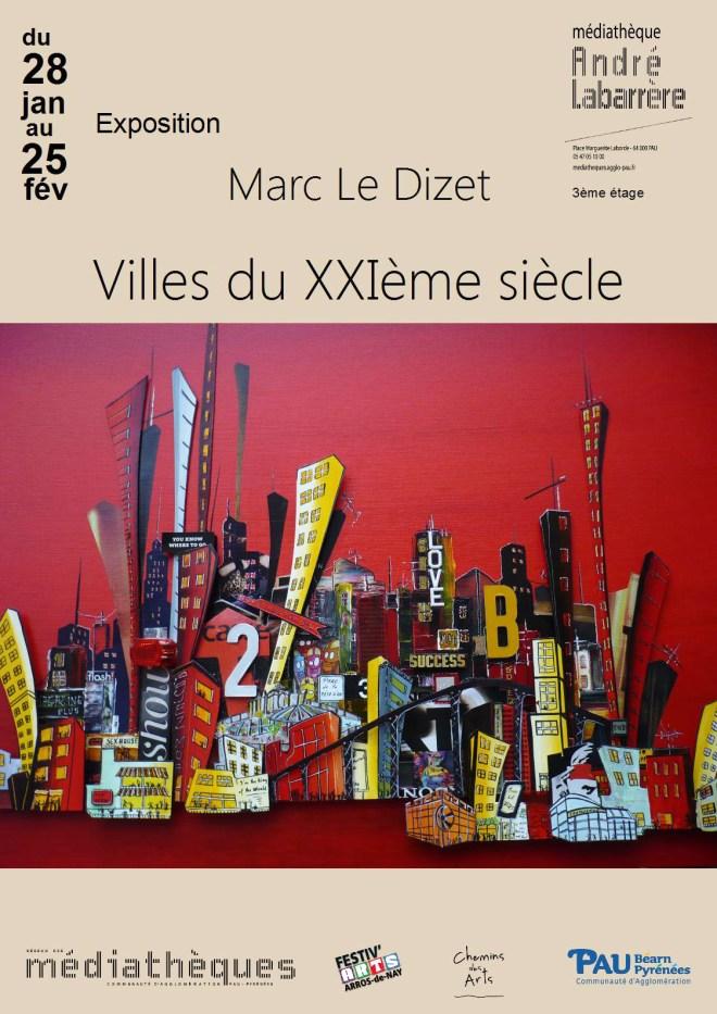 Affiche Exposition Marc Le Dizet 4 (4)