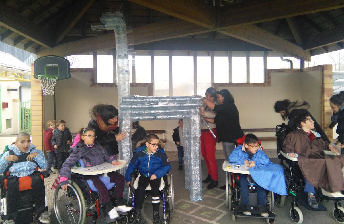 Projet avec l'ARIMOC du Béarn : créer, partager