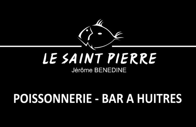 Poissonnerie Le saint Pierre cartes de visite.cdr