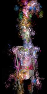 LUMEN 5 - Photographie numérique (120x60cm) 2017