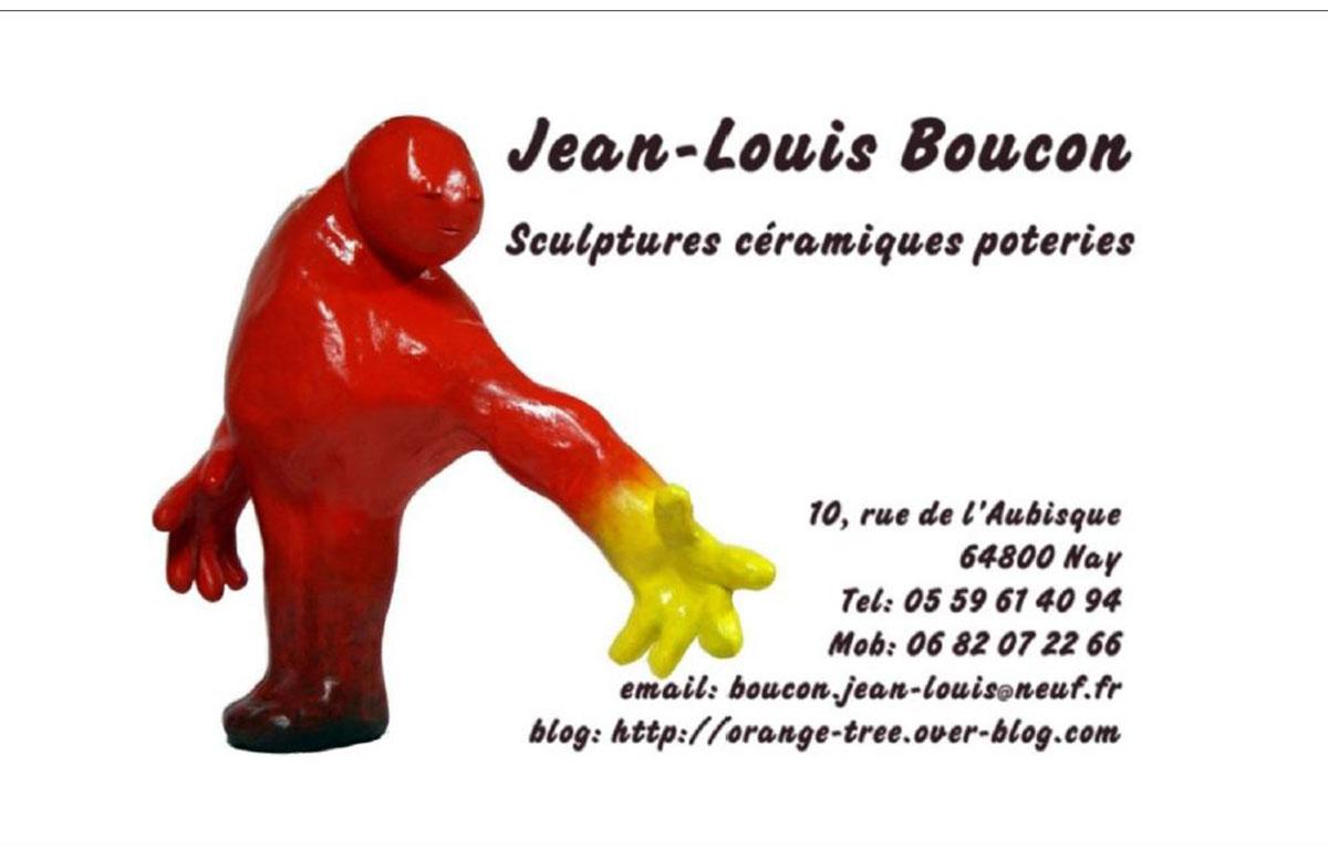 Jean-Louis BOUCON – Atelier