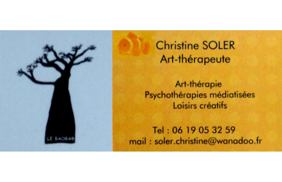 Le Baobab (Christine SOLER) – Atelier