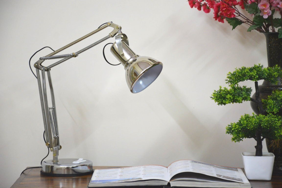 Study Table Light Long Arm Table Lamp Lamp For Doctor Study Office Uses Or